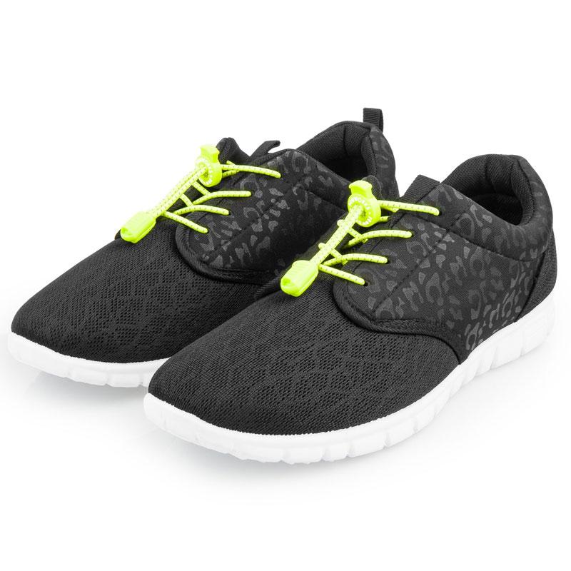 Quick Release Shoe Laces